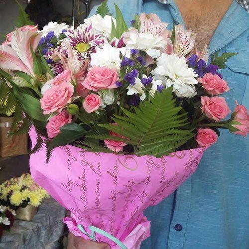 купить цветы в мариуполе фото