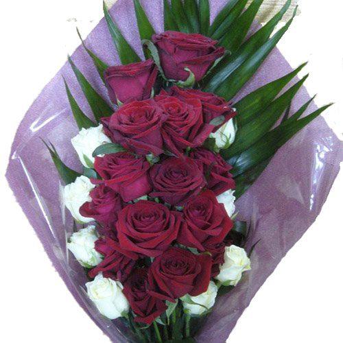 Похоронные цветы Мариуполь товар розы