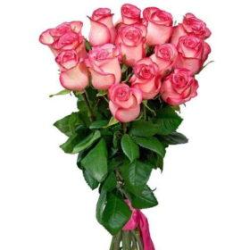 букет королева розы джумилии фото