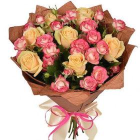фото кемовая роза и спрей