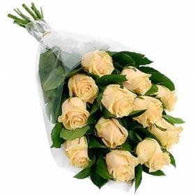 фото 11 кремовых роз