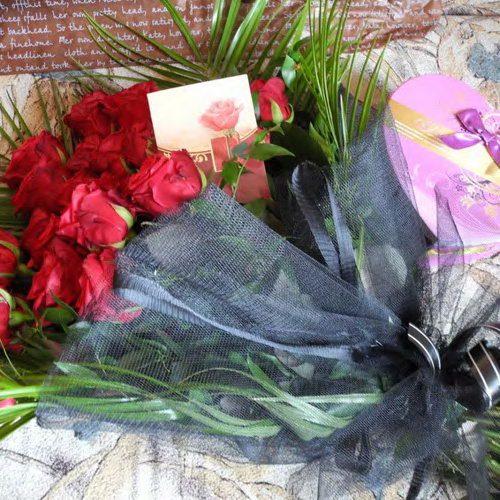 фото красные розы в мариуполе