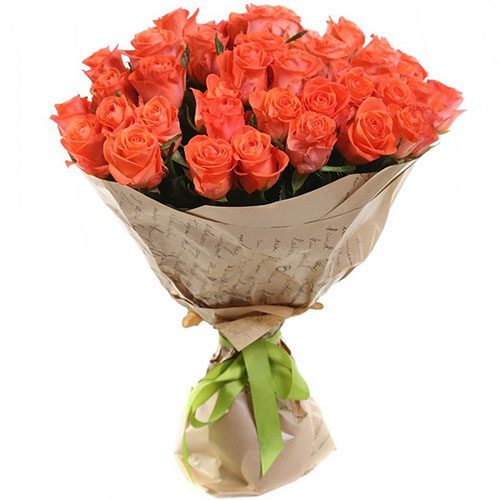 "Фото товара 51 роза ""Вау"""