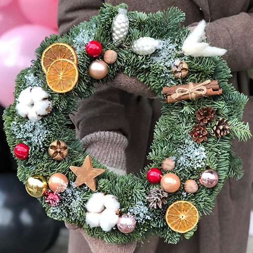 Фото товара Рождественский венок
