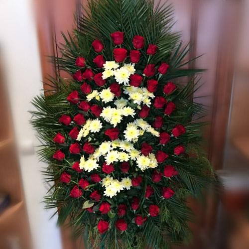 Фото товара Венок на похороны №4